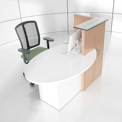 Ovo | Reception desks | MDD