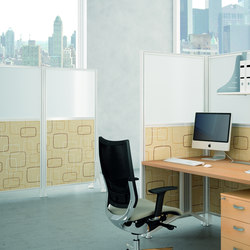 Sistema Screen | Pareti divisorie | Quadrifoglio Office Furniture