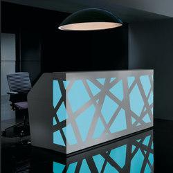 Zig-Zag | Reception desks | MDD