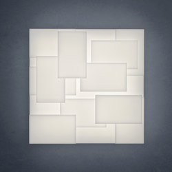 Cuboids Tile | Illuminazione generale | Num Lighting