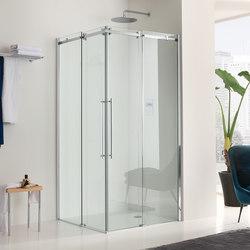 Air Porte coulissante pour niche | Pare-douches | Inda