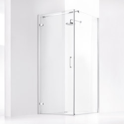 Praia Design Pivot door | Shower screens | Inda