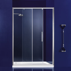 Praia Sliding door | Shower screens | Inda