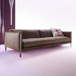 Prezioso leather | Sofas | Erba Italia