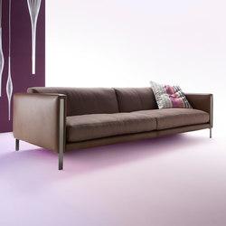 Prezioso leather | Canapés | Erba Italia