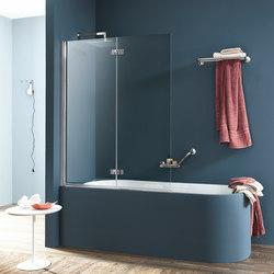 Sim Bathscreen | Shower screens | Inda