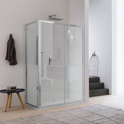 Trendy Design Sliding door | Shower screens | Inda