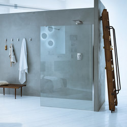 Walk In Panel 8 mm | Shower screens | Inda