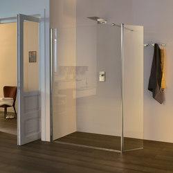 Walk In Deflettore 6 mm | Divisori doccia | Inda