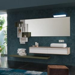 Dieci | Wash basins | Inda