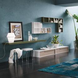 Dieci | Wall cabinets | Inda