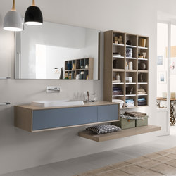 Maq vanity units from inda architonic for City meuble catalogue