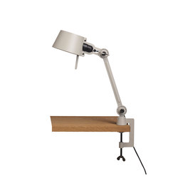 BOLT desk lamp | single arm - small - with clamp | Iluminación general | Tonone
