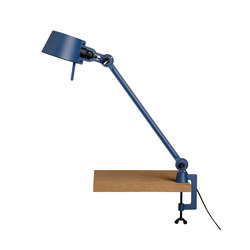 BOLT desk lamp | single arm - with clamp | Table lights | Tonone