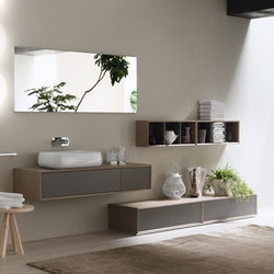 Maq | Bath shelving | Inda
