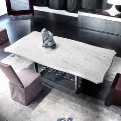 Rock Coco | Dining tables | Erba Italia