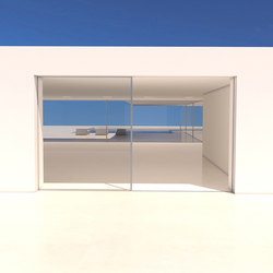 Sliding pocket | Ventanales | OTIIMA