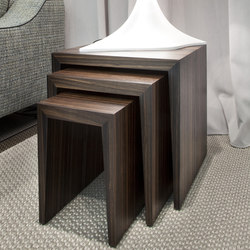 Pensami side table | Mesas nido | Erba Italia