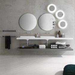 PFS | Meubles lavabos | Inda