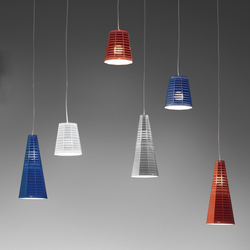 Null Vector Suspension Lamp | General lighting | Artemide