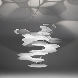 Space Cloud Suspension Lamp | Suspended lights | Artemide