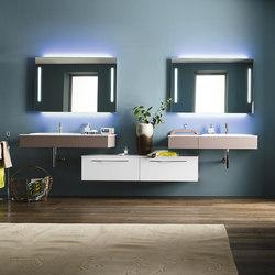 Progetto | Waschplätze | Inda