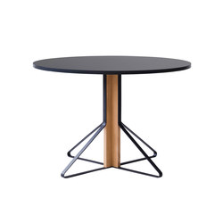Kaari Table Round REB004 | Dining tables | Artek