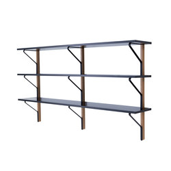 Kaari Wall Shelf REB008 | Shelving | Artek