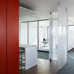 Kandela T40 | Wall partition systems | Wacotech