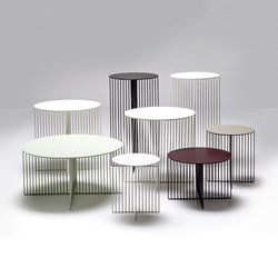 Accursio | Tables basses | La Cividina