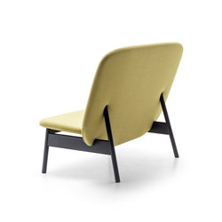 Ala | Lounge chairs | La Cividina