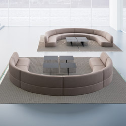 Guest | Modular seating systems | La Cividina