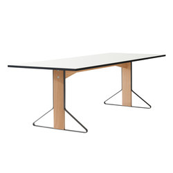 Kaari Table Rectangular REB002 | Tables de repas | Artek