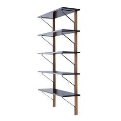 Kaari Wall Shelf REB009 | Shelving | Artek
