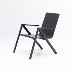 Félix Lounge Chair | Poltrone lounge | PERUSE