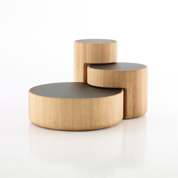 Levels Low Tables | Tavolini bassi | PERUSE