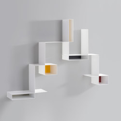 Randomissimo | Baldas / estantes de pared | MDF Italia