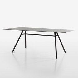 Mart Table 9820-01 | 9843-01 | Canteen tables | Plank