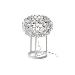 Caboche table small transparent | Table lights | Foscarini