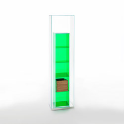 Display cabinets-Shelving systems-Storage-Shelving-Boxinbox-Glas Italia