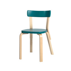 Chair 69 edition Paimio | Chaises de restaurant | Artek