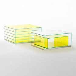 Boxinbox | Lounge tables | Glas Italia