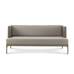 Infinity 3 Sitzer Sofa | Gartensofas | Ethimo