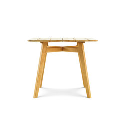 Knit Square dining table | Dining tables | Ethimo