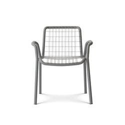 Stitch dining armchair | Garden chairs | Ethimo
