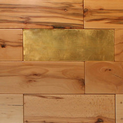 CRAFTWAND® -  wall gold impressions | Wood panels | Craftwand