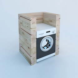 CRAFTWAND® - laundry furniture design | Waschraummöbel | Craftwand