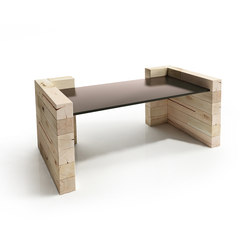 CRAFTWAND® - office desk design | Trestles | Craftwand