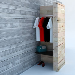 CRAFTWAND® - wardrobe design | Armadi | Craftwand