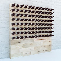 CRAFTWAND® - wine rack design | Estantería | Craftwand
